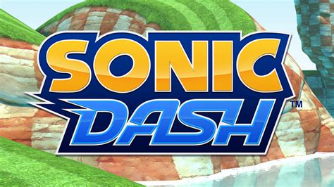 sonic dash endless runner headed  mobile  polygon
