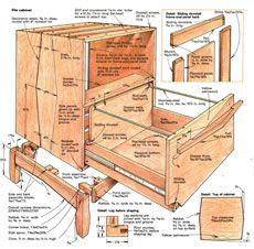 build  file cabinet diy   pinterest