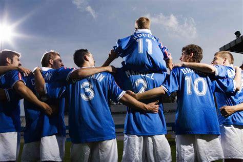 ways team sports  improve  childs social skills
