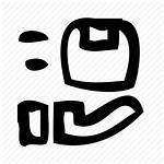 Icon Express Delivery Mail Parcel Icons Sketch
