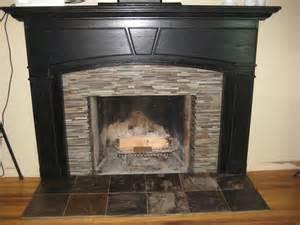Tile Fireplace Surround Design