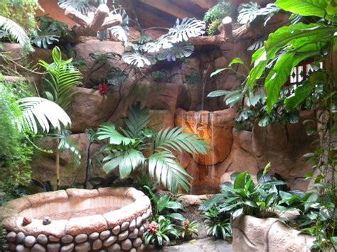 ridiculously luxurious rainforest bathroom photo