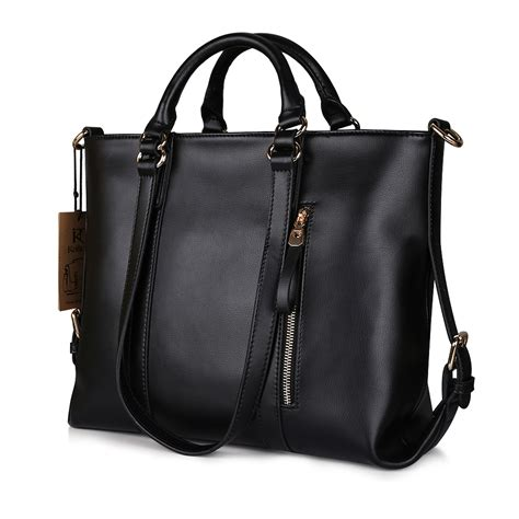 Cowhide Leather Handbags by Fashion Soft Cowhide Leather Handbag Shoulder