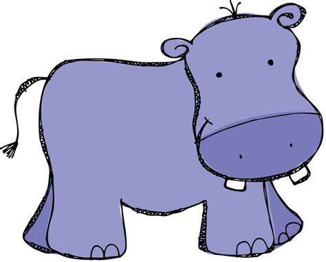 Hippo Clip Hippopotamus Clipart Clipart Panda Free Clipart Images