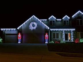 holiday christmas lighting springfield mo creative outdoor lighting