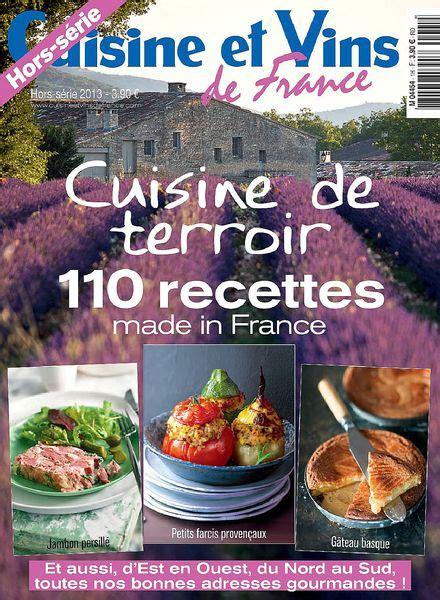 cuisine et vin de hors serie cuisine et vins de hors serie 25 2013