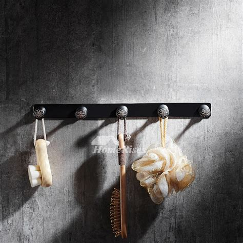 Modern Bronze Bathroom Accessories by Modern 5 Black Bathroom Hardware Sets Rubbed Bronze
