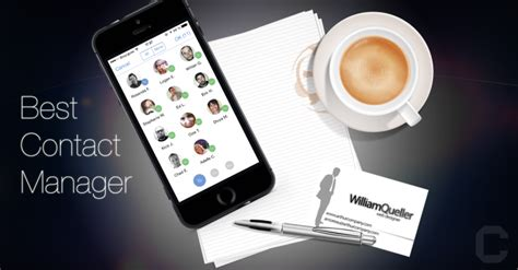 Best Contact Manager by Best Contact Manager Apps To Organize Business Connections