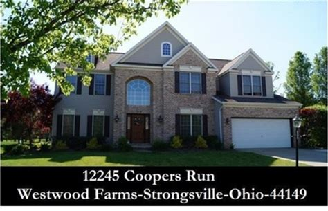 Homes For Sale In Strongsville Ohio by Cleveland Ohio Homes For Sale 12245 Coopers Run