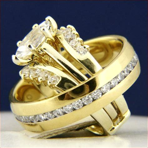 home improvement wedding rings sets