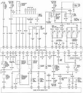 54 - 3 1l  Vin T  Engine Control Wiring Diagram