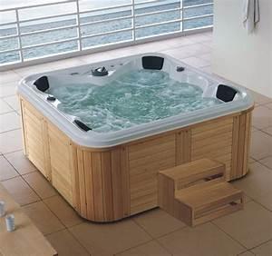 Baignoire Et Bulles : grande taille en bois acrylique transparent bulle de ~ Premium-room.com Idées de Décoration