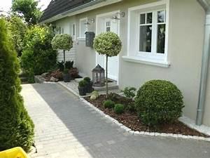Hauseingang Pflastern Ideen : vorgarten gestalten tipps und beispiele zimmerdeko selber machen ~ Markanthonyermac.com Haus und Dekorationen