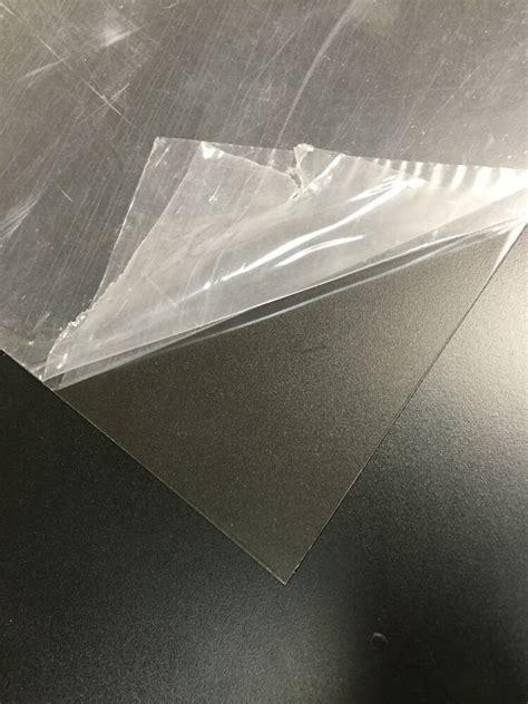 clear petg plastic sheets 060 quot 12 quot 12 quot polyester