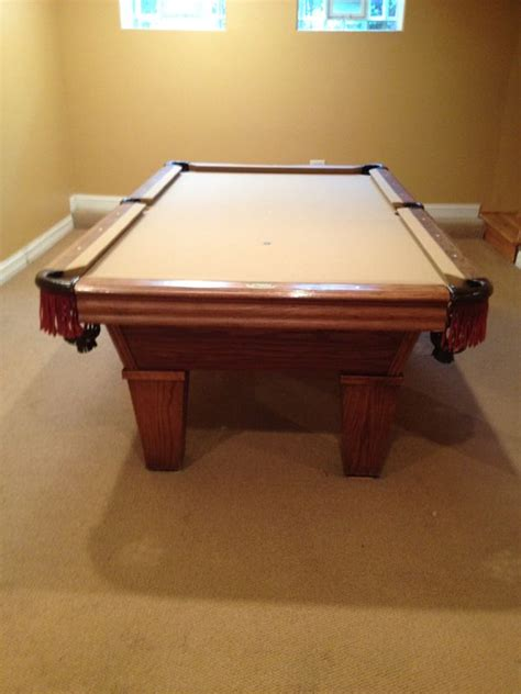 pin by d jaburek billiards pool tables on used pool
