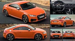 Audi TTS Coupe (2019) - pictures, information & specs