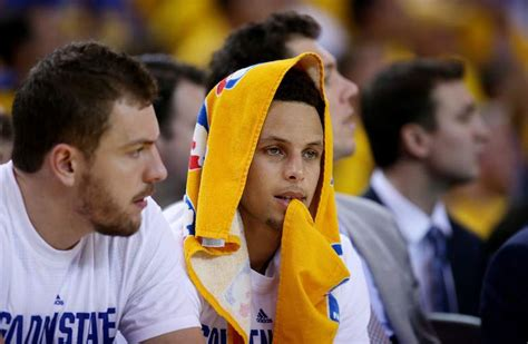 Needless To Say, The Golden State Warriors Are Not Happy
