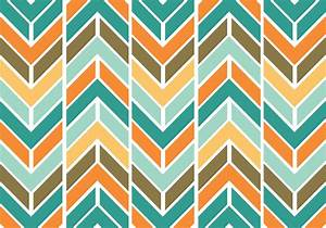 colorful funky chevron pattern vector download free With how to make a chevron template