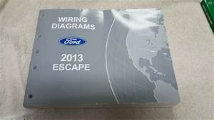 2013 Ford Escape Wiring Diagram Manual
