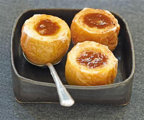recette gourmande pommes au four au cidre et au beurre sal 233