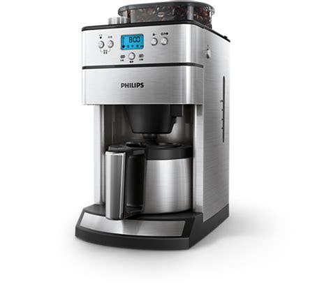 grind brew kaffeemaschine hd7753 00 philips