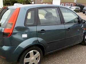 Ford Fiesta Vi 1 4 16v  Sloop  Bouwjaar 2004  Kleur Blauw