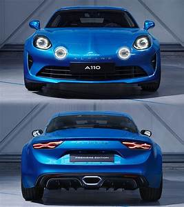 2018 Renault Alpine A110 - specifications, photo, price