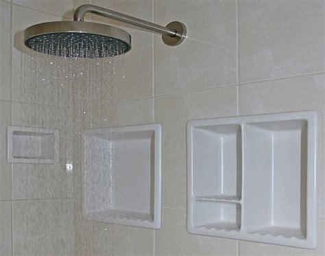 recessed shower shelf bathroom shoo soap shelf dish shower niche recessed