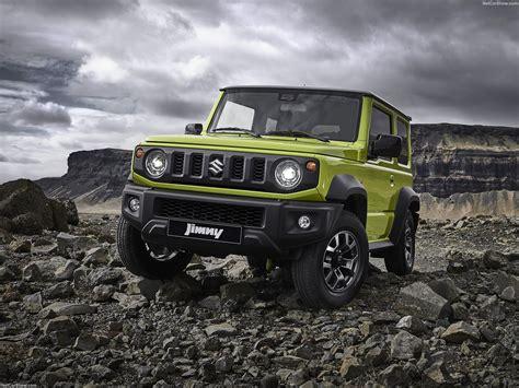 Suzuki Jimny (2019)  Pictures, Information & Specs