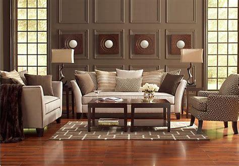Shop For A Sofia Vergara Santorini 8 Pc Living Room At