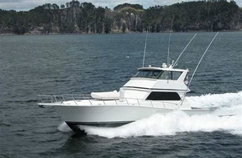 Used Fishing Boat For Sale In New Zealand by Viking 58 Boat Power Boats Boats For Sale