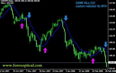 mt4 market w d gann indicators and others predictions technical