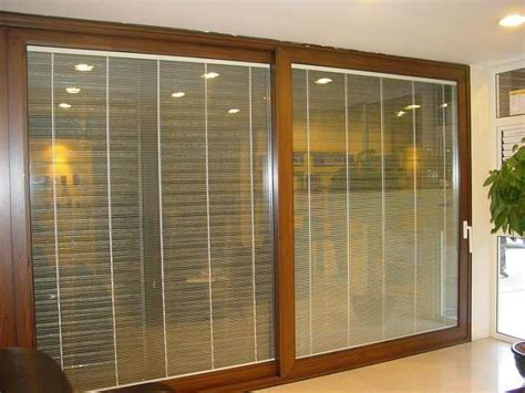 Sliding Door With Blinds Built In by 17 Best Images About Sun Room On Ohio