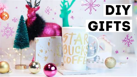 diy christmas gifts inexpensive budget gift ideas