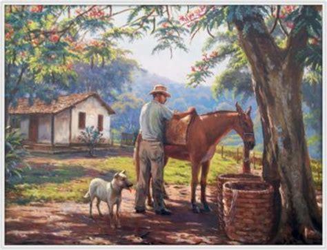 dibujos de paisajes  animales  personas pinturas rurales cuadros de paisajes arte paisajes