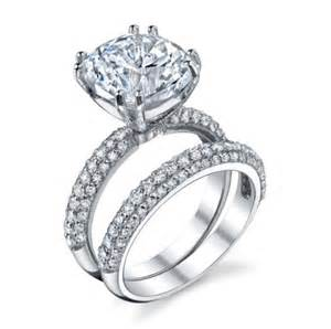 cubic zirconia wedding sets cz engagement set 0424 khloe wedding ring inspired high end cubic