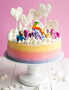 Super Cute My Little Pony Cake - The Tough Cookie