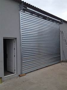 rideau metallique et porte industrielle With rideau metallique