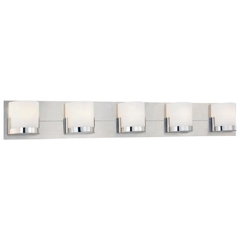 wall plate for vanity light george kovacs convex 5 light chrome glass holders with