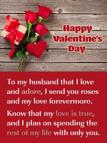 Happy Valentine's Day Husband Images