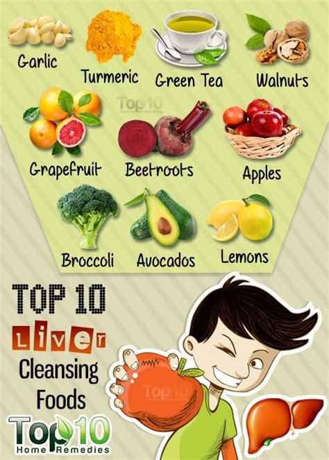 gli alimenti che aiutano  disintossicare il fegato