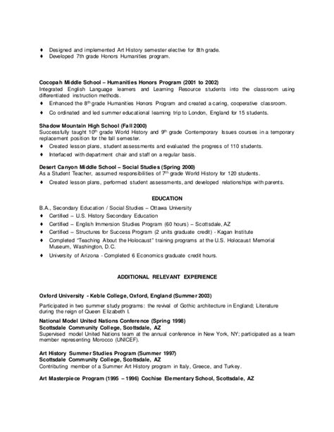 Resume Honors College by Resume College Graduate Honors