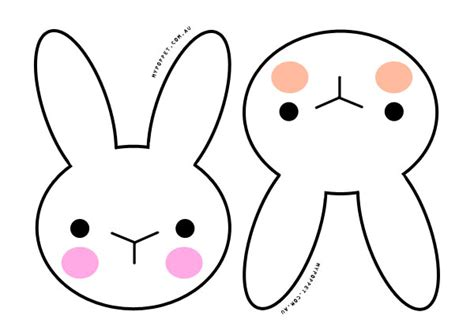easter bunny cut out template 89047 easter bunny template cut out printable rabbit cute