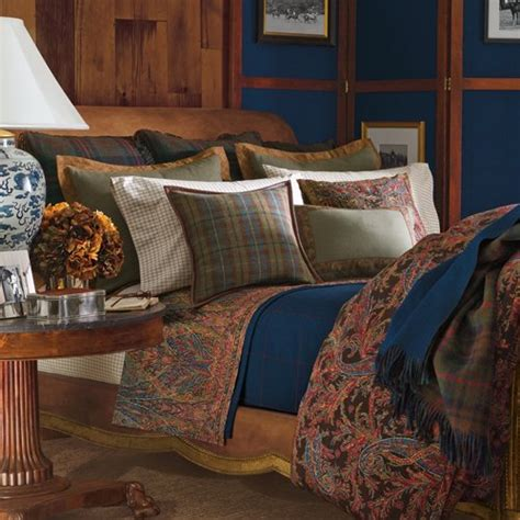 Ralph Lauren Bedroom Sets by Ralph Lauren Paisley Duvet Bedford Hunt Queen Paisley
