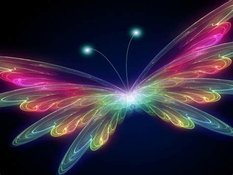 neon genesis evangelion lines butterflies neon effects