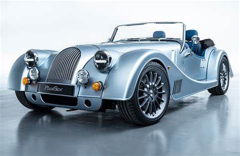 Morgan Reveals Plus Six As New Flagship At Geneva