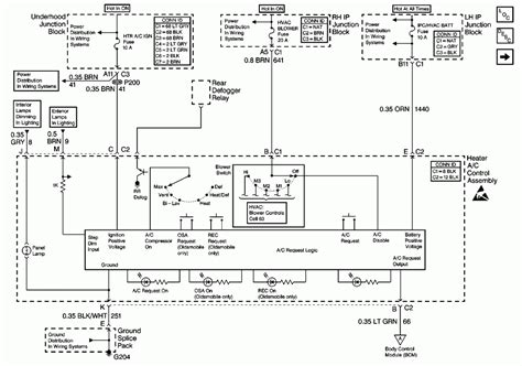 Ac Wiring Diagram For A 2004 Pontiac Vibe by 2009 Pontiac Vibe Ac Compressor Wiring Diagram