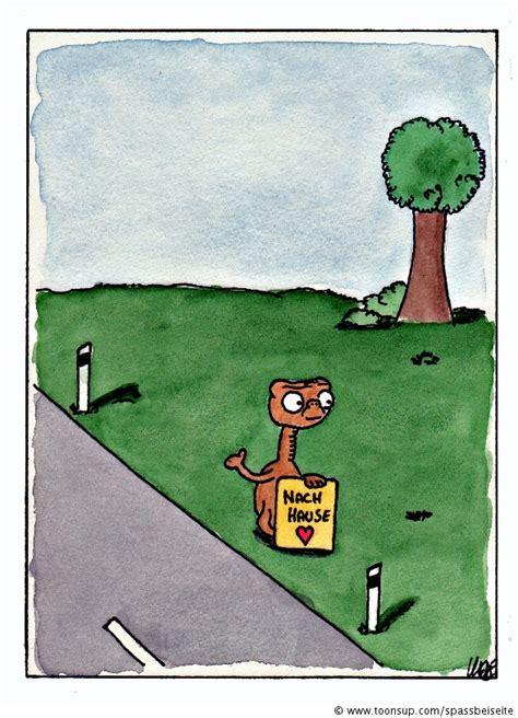 Cartoon Nach Hause