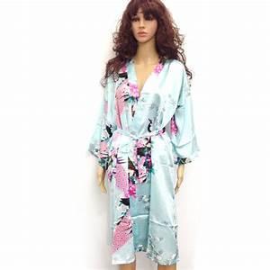 Kimono morgonrock