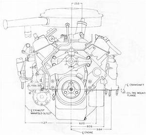 Hei Firing Order Diagram For Chevy 350